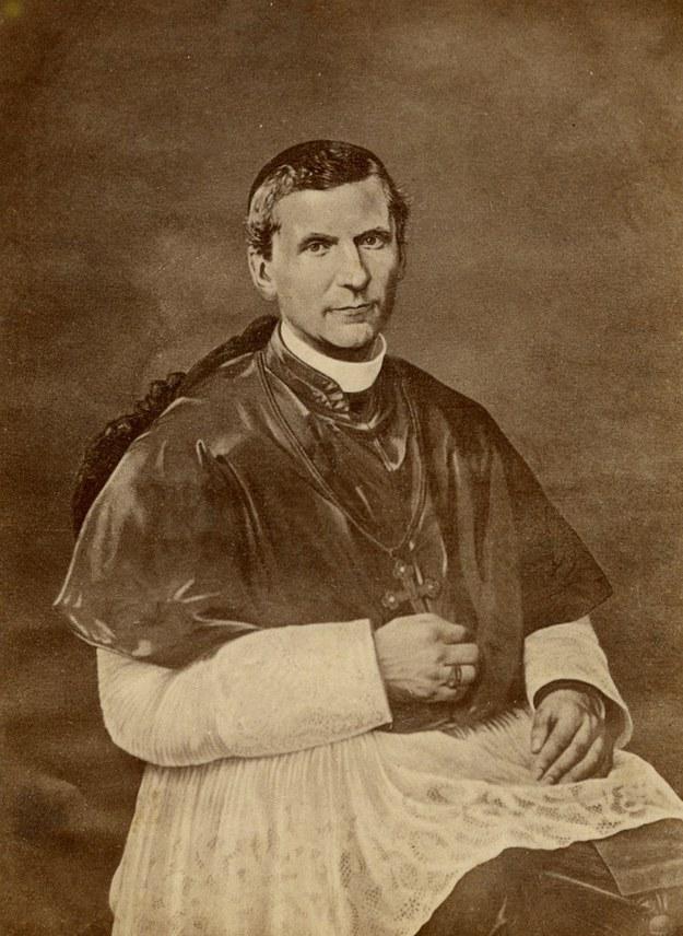 Arcybiskup Mieczysław Ledóchowski /Muzeum Niepodległości /East News
