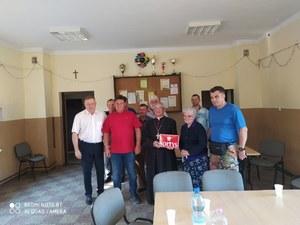 Arcybiskup Sławoj Leszek Głódź został sołtysem. Głosowało na niego 9 osób