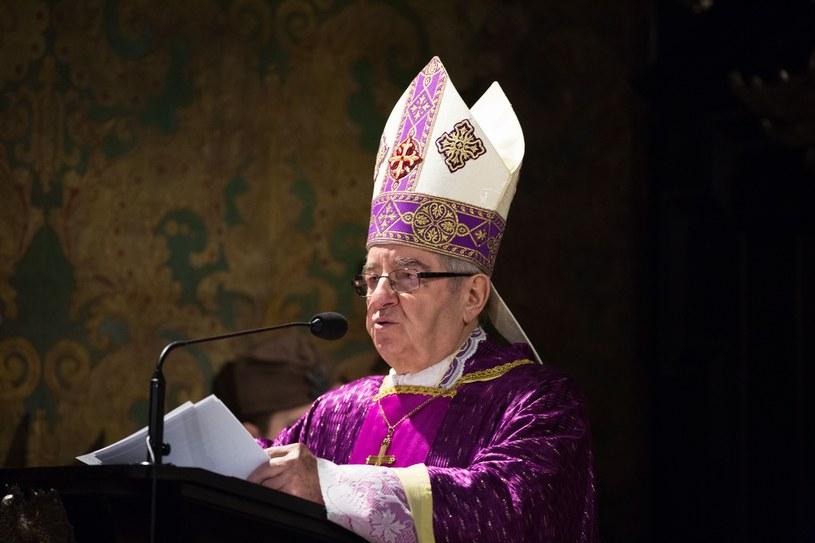 Arcybiskup Sławoj Leszek Głódź /Fot. Karol Porwich /East News