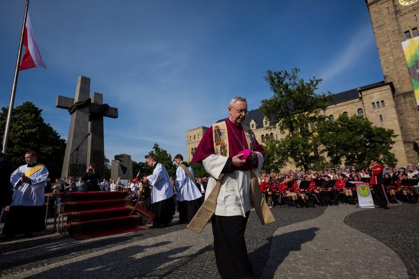 Arcybiskup Stanisław Gądecki /Marek Zakrzewski /PAP