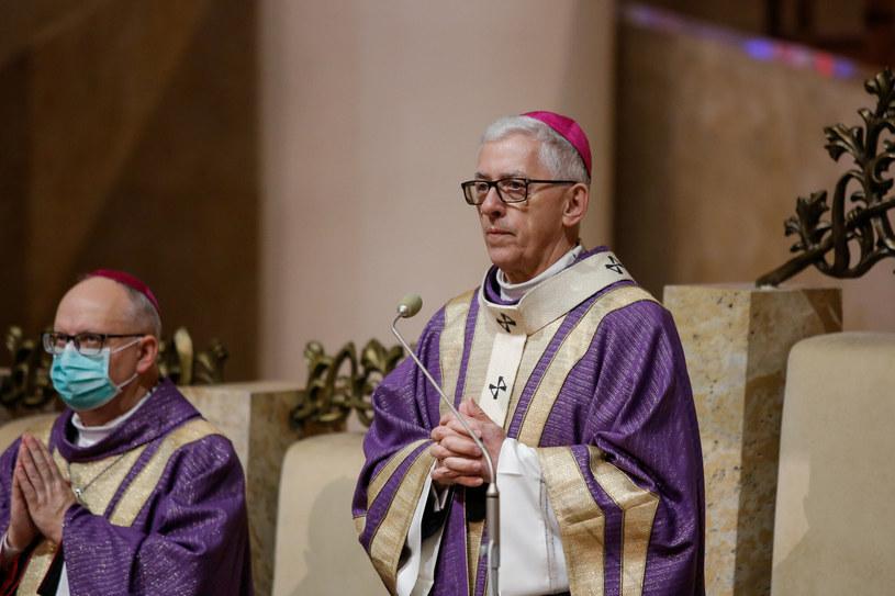Arcybiskup Wiktor Skworc /Tomasz Kawka /East News