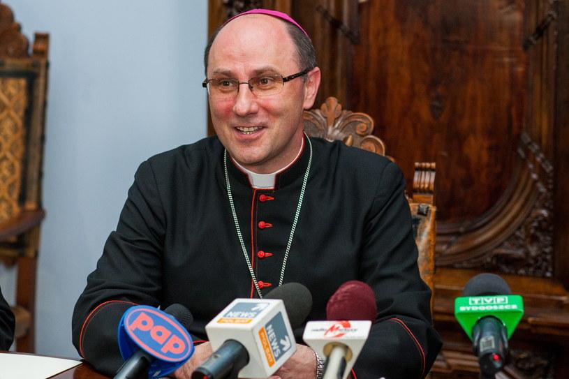 Arcybiskup Wojciech Polak /Paweł Jaskółka /PAP