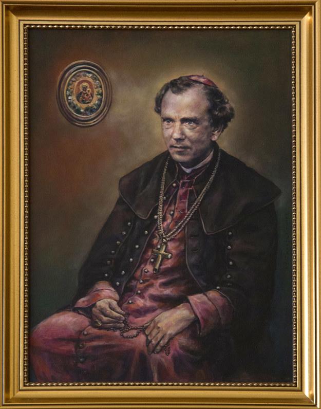Arcybiskup Zygmunt Szczęsny Feliński /Andrzej Sidor /Agencja FORUM