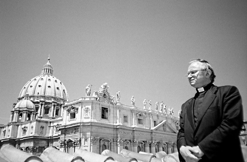 Arcybiskup Zygmunt Zimowski miał 67 lat /Krzysztof Tadej, Fotonova /Agencja SE/East News