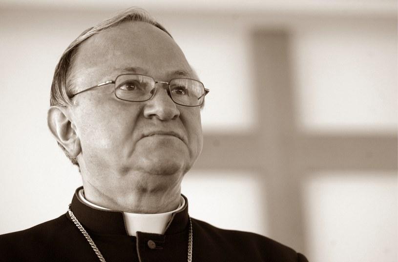 Arcybiskup Zygmunt Zimowski nie żyje. Miał 67 lat /Bartłomiej Zborowski /PAP