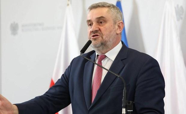 Ardanowski: Kraje rolnicze muszą myśleć o wyżywieniu całego świata