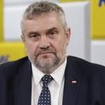 Ardanowski: Susza jest większa, niż się spodziewaliśmy. Będą przesuwane duże pieniądze na pomoc