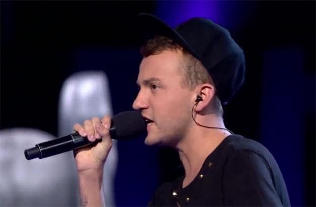 """Arek Kłusowski w """"The Voice Of Poland"""" /"""