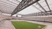 Arena da Baixada w stolicy brazylijskiej Polonii