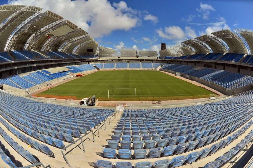 Arena das Dunas w Natal /AFP
