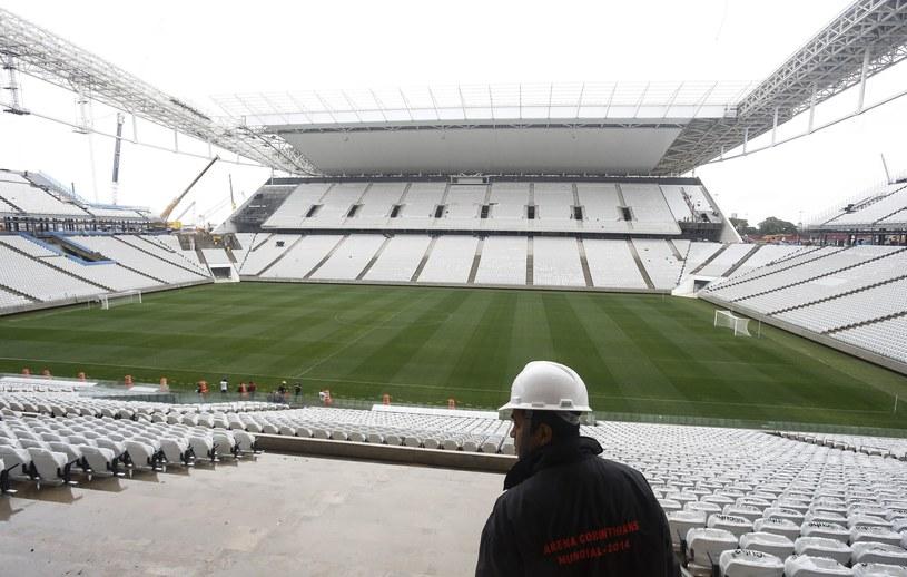 Arena de Sao Paulo /AFP