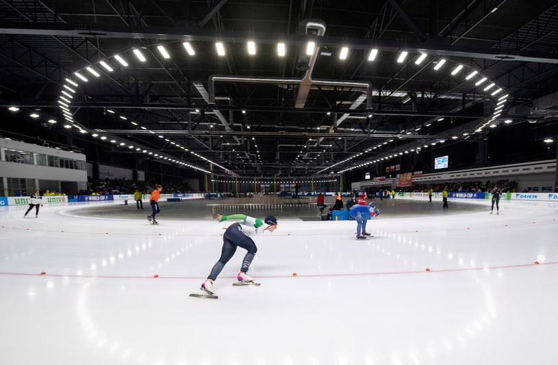 Arena Lodowa w Tomaszowie Mazowieckim /Grzegorz Michałowski   /PAP