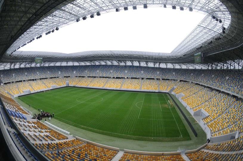 Arena Lwów /AFP