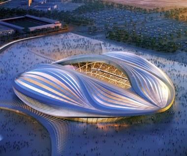 Arena mundialu w Katarze 2022 wygląda jak... wagina