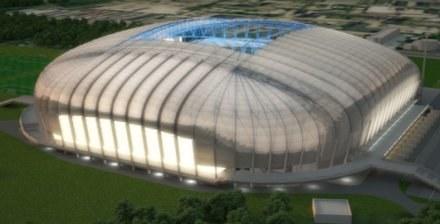Arena Poznań powali na kolana. /Informacja prasowa