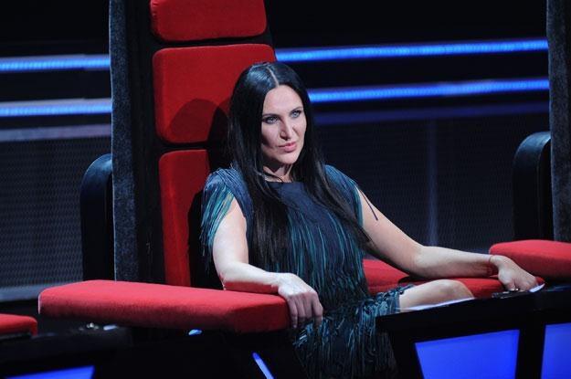 """Ares Chadzinikolau, który odpadł z """"The Voice"""", zarzucił Kayah (na zdjęciu) nieszczerość /MWMedia"""