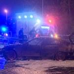 Areszt dla 18-latka, który bmw uderzył w barierę. W płomieniach zginął jadący w bagażniku chłopak