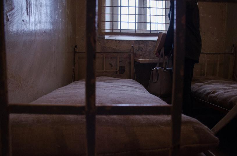 Areszt śledczy (zdjęcie ilustracyjne). /PUSTE /East News
