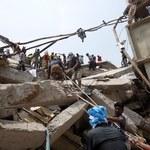 Aresztowania po zawaleniu się budynku w Bangladeszu