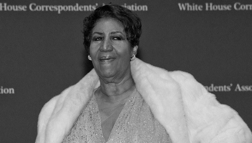 Aretha Franklin nie żyje. Wokalistka zmarła w wieku 76 lat