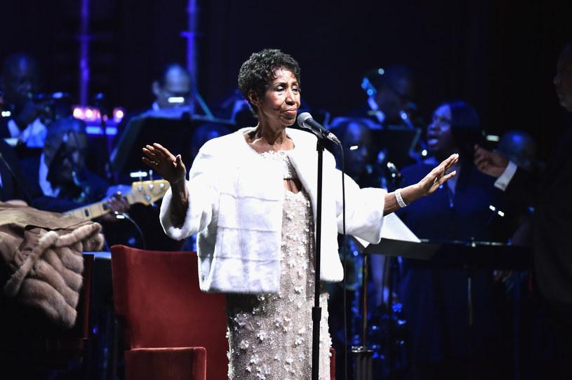 Aretha Franklin /Theo Wargo /Getty Images