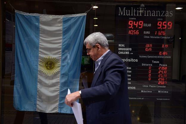 Argentyna emituje 100-letnie obligacje /AFP