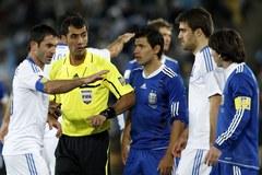 Argentyna wygrała z Grecją 2:0