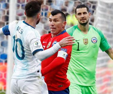 Argentyna wygrywa mecz o 3. miejsce Copa America. Messi z czerwoną kartką