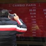 Argentyńskie peso straciło ok. 30 procent!