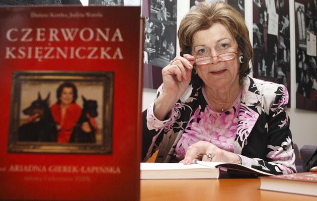 Ariadna Gierek (2012 rok) /Jarzębiński  /Agencja FORUM