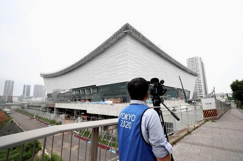 Ariake Gymnastics Center /AFP