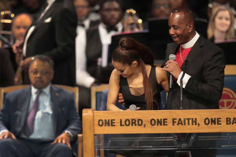 Ariana Grande i Charles H. Ellis III /Scott Olson /Getty Images