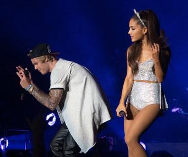 Ariana Grande i Justin Bieber razem