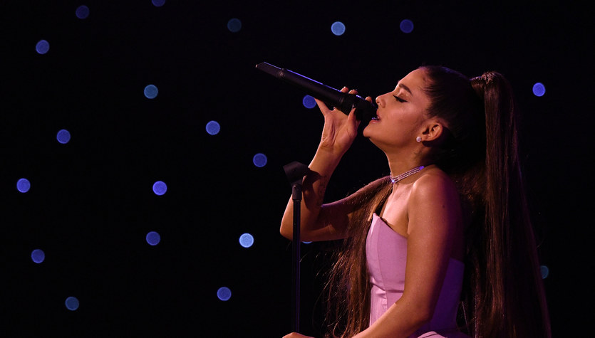 Ariana Grande: Koncert w Polsce w 2019 r.
