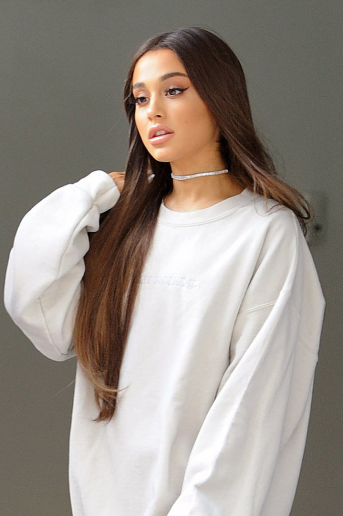 Ariana Grande ma za sobą kilka trudnych lat /Getty Images