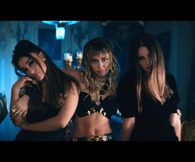 "Ariana Grande, Miley Cyrus i Lana Del Rey razem. Zobacz teledysk ""Don't Call Me Angel"""