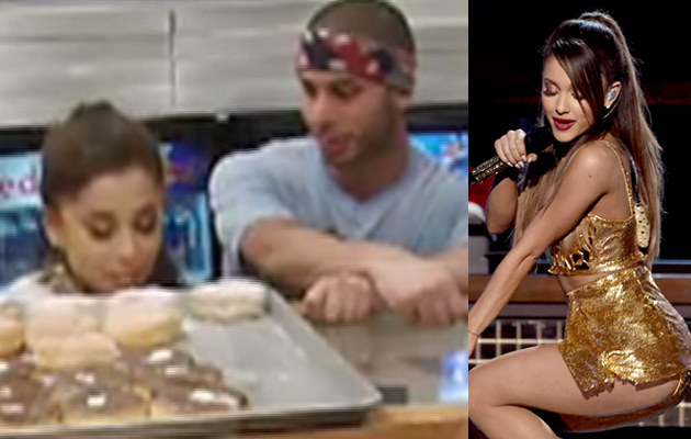 Ariana Grande /TMZ, Kevin Winter /Getty Images
