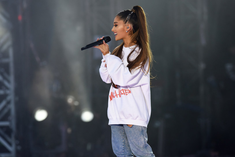 Ariana Grande /Getty Images