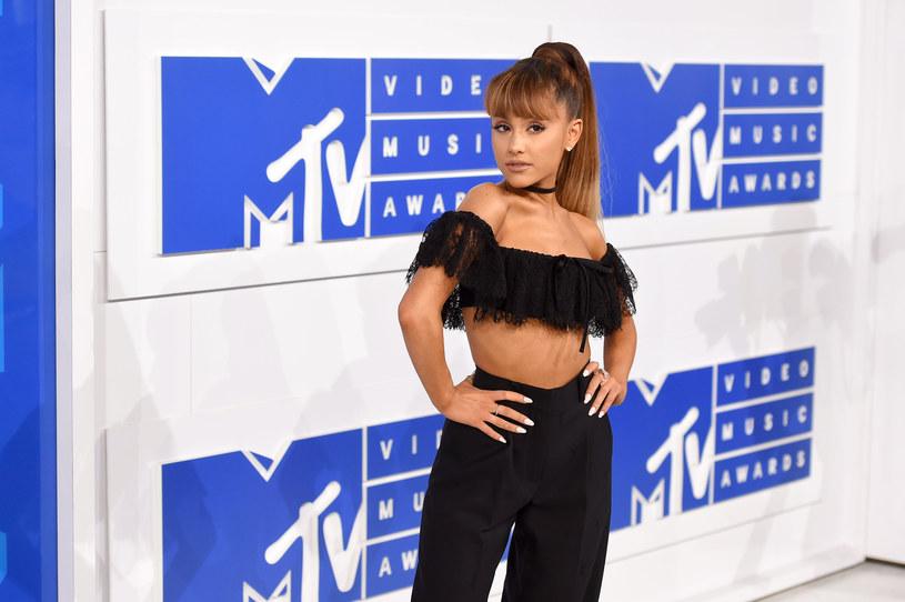 Ariana Grande /Nicholas Hunt /Getty Images