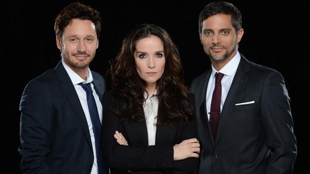 Ariana razem z Agustinem (po lewej) będzie walczyć z Rafaelem (na zdj. z prawej). Czy sprawiedliwość zwycięży? /materiały prasowe