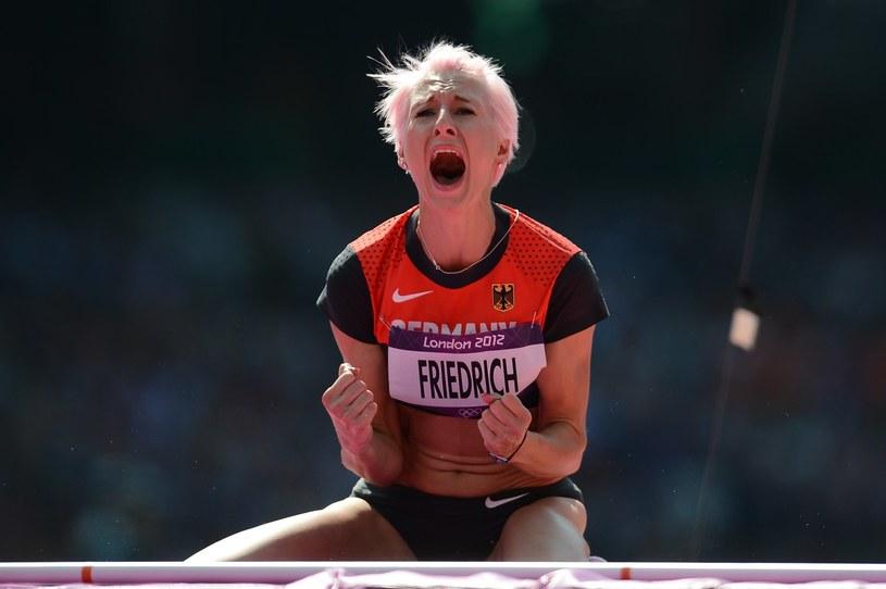 Ariane Friedrich /AFP