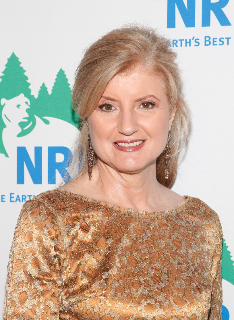 Arianna Huffington /Getty Images
