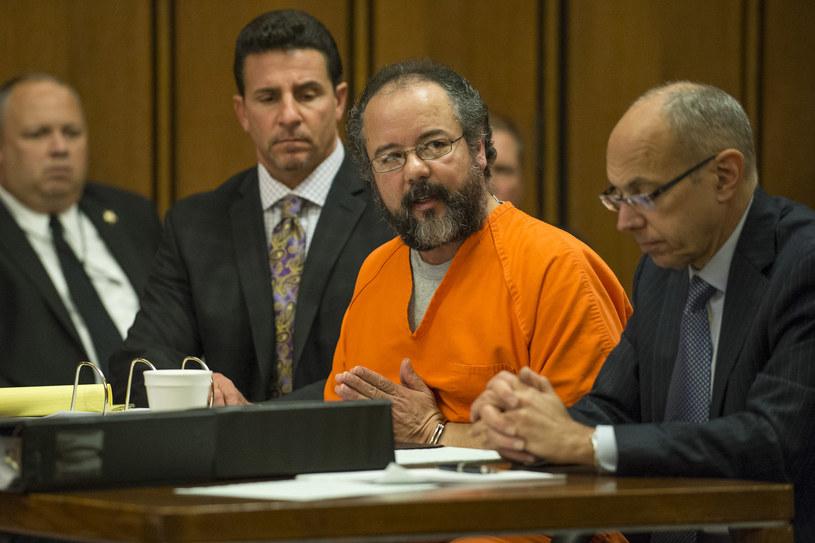 Ariel Castro w sądzie /AFP