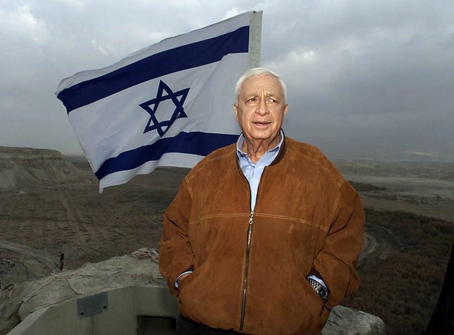 Ariel Szaron zmarł w wieku 85 lat /MICHAEL KRAMER /PAP/EPA