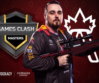 Aristocracy zagra na Games Clash Masters