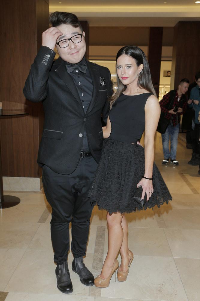 Ariunbaatar nie chciał opowiedzieć o ukochanej /Podlewski /AKPA