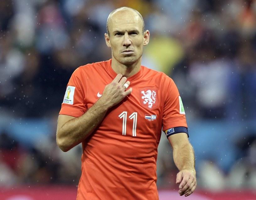 Arjen Robben przyznał, że nie interesuje go mecz o trzecie miejsce mundialu /AFP