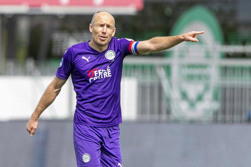 Arjen Robben w barwach Groningen /East News /East News