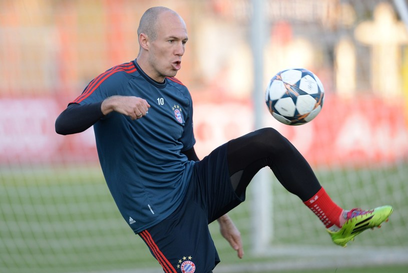 Arjen Robben /AFP