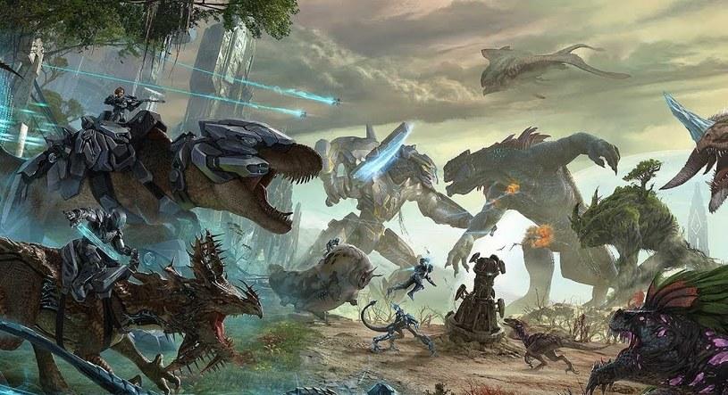 Ark: Survival Evolved /materiały prasowe